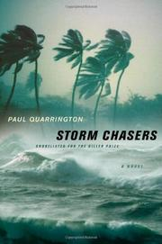 STORM CHASERS by Paul Quarrington