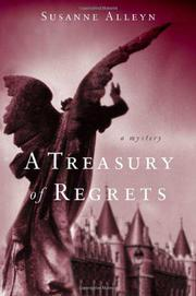 A TREASURY OF REGRET by Susanne Alleyn
