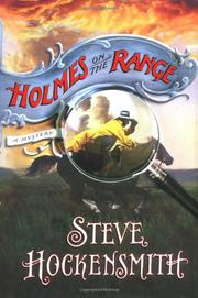 Cover art for HOLMES ON THE RANGE