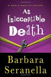 Book Cover for AN UNACCEPTABLE DEATH