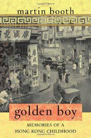 Cover art for GOLDEN BOY