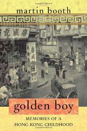 GOLDEN BOY by Martin Booth
