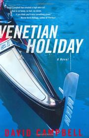 VENETIAN HOLIDAY by David M. Campbell