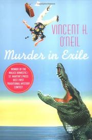 MURDER IN EXILE by Vincent H. O'Neil
