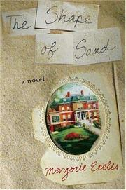 Book Cover for THE SHAPE OF SAND