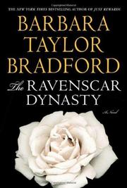 THE RAVENSCAR DYNASTY by Barbara Taylor Bradford