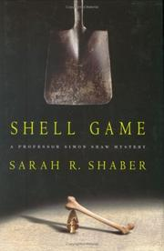 SHELL GAME by Sarah R. Shaber