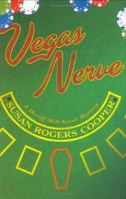 VEGAS NERVE by Susan Rogers  Cooper