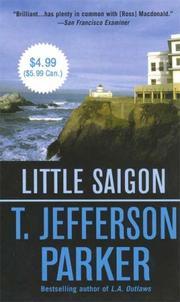 LITTLE SAIGON by T. Jefferson Parker