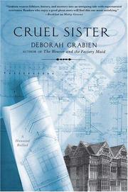 CRUEL SISTER by Deborah Grabien