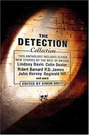THE DETECTION COLLECTION by Simon Brett
