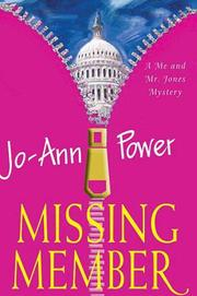MISSING MEMBER by Jo-Ann Power