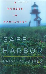 SAFE HARBOR by Brian McDonald