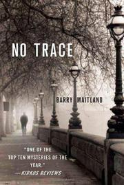Book Cover for NO TRACE