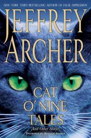 Cover art for CAT O' NINE TALES