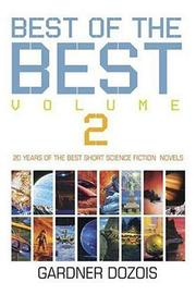 THE BEST OF THE BEST, VOLUME 2 by Gardner Dozois