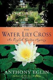 THE WATER LILY CROSS by Anthony Eglin