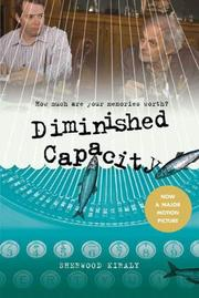 DIMINISHED CAPACITY by Sherwood Kiraly