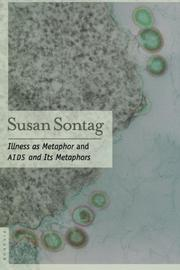Book Cover for AIDS AND ITS METAPHORS