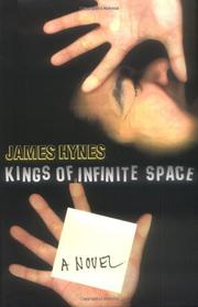 KINGS OF INFINITE SPACE by James Hynes