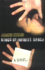 KINGS OF INFINITE SPACE by James Hynes