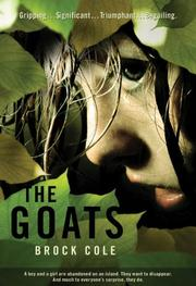 THE GOATS by Brock Cole