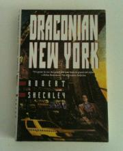 Cover art for DRACONIAN NEW YORK