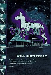 Book Cover for DOGLAND