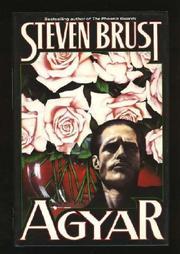 AGYAR by Steven Brust