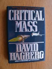 CRITICAL MASS by David Hagberg