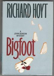 BIGFOOT by Richard Hoyt