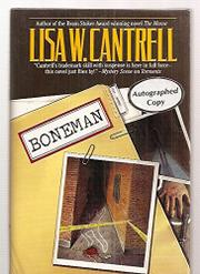 BONEMAN by Lisa W. Cantrell