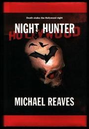 NIGHT HUNTER by Michael Reaves