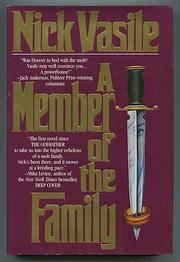 A MEMBER OF THE FAMILY by Nick Vasile