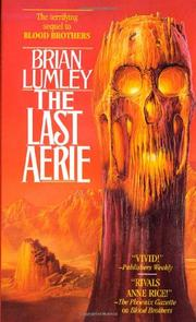 THE LAST AERIE by Brian Lumley