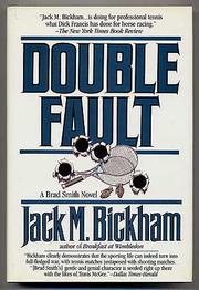 DOUBLE FAULT by Jack M. Bickham