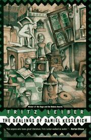 THE DEALINGS OF DANIEL KESSERICH by Fritz Leiber