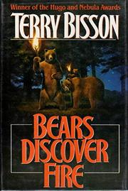 Cover art for BEARS DISCOVER FIRE