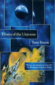 Cover art for PIRATES OF THE UNIVERSE