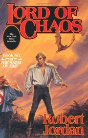 Cover art for LORD OF CHAOS