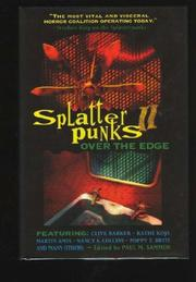 SPLATTERPUNKS II by Paul M. Sammon