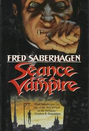 SêANCE FOR A VAMPIRE by Fred Saberhagen