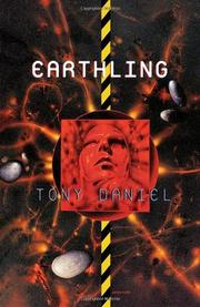 Cover art for EARTHLING