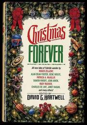 Cover art for CHRISTMAS FOREVER