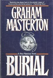 BURIAL by Graham Masterton