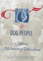 DOG PEOPLE by Merry McInerney-Whiteford