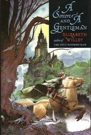 A SORCERER AND A GENTLEMAN by Elizabeth Willey