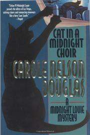 CAT IN A MIDNIGHT CHOIR by Carole Nelson Douglas