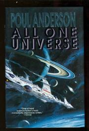 Book Cover for ALL ONE UNIVERSE
