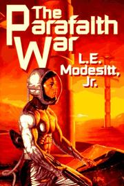 THE PARAFAITH WAR by Jr. Modesitt